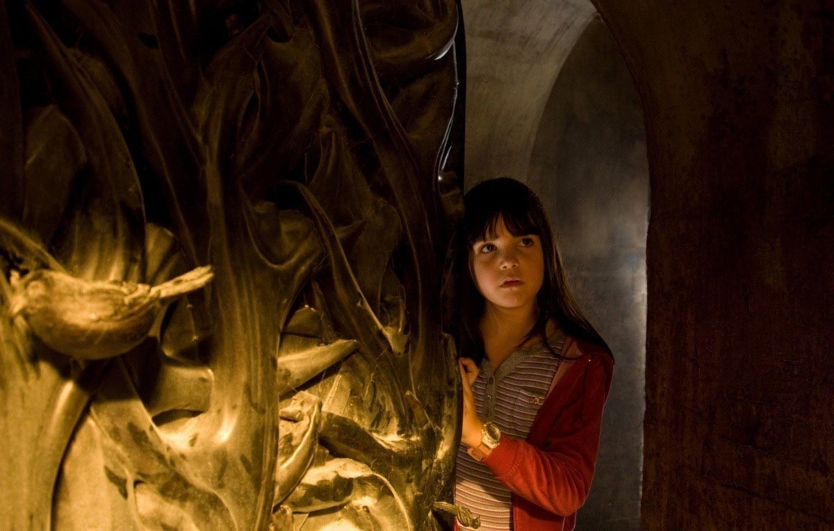 Don't Be Afraid of the Dark (2011) » DelToroFilms.com Pacific Rim 2013 Bluray